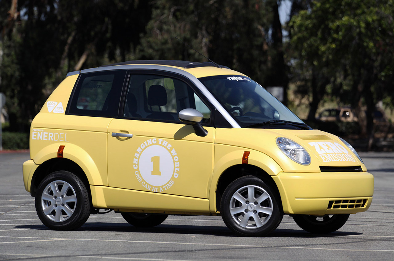Think City 2008 - 2012 Hatchback 3 door #8