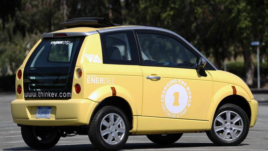 Think City 2008 - 2012 Hatchback 3 door #2