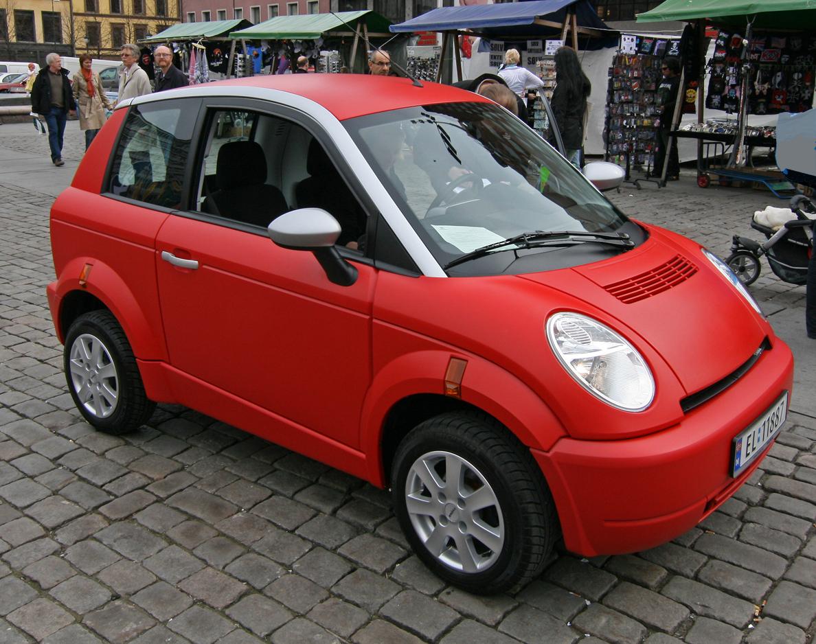 Think City 2008 - 2012 Hatchback 3 door #7