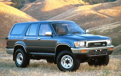 Toyota 4Runner III 1995   2002 SUV 5 Door #2