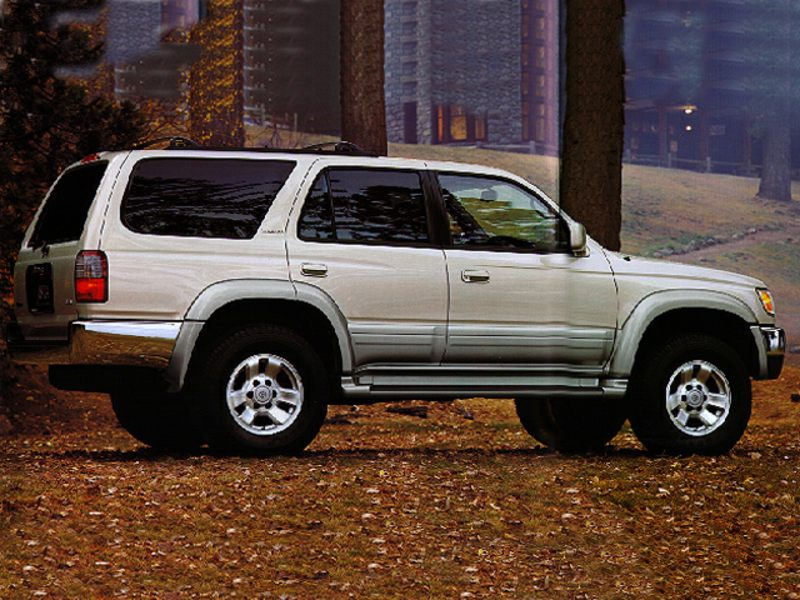 Toyota 4Runner III 1995   2002 SUV 5 Door #1