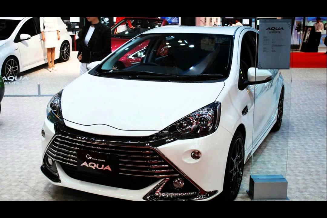 Toyota Aqua I 2011 - 2014 Hatchback 5 door #4