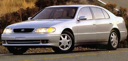 Toyota Aristo I 1991 - 1997 Sedan #7