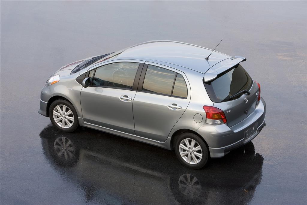 Toyota Yaris II 2005 - 2009 Hatchback 3 door #6