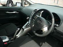 Toyota Blade 2006 - 2009 Hatchback 5 door #8