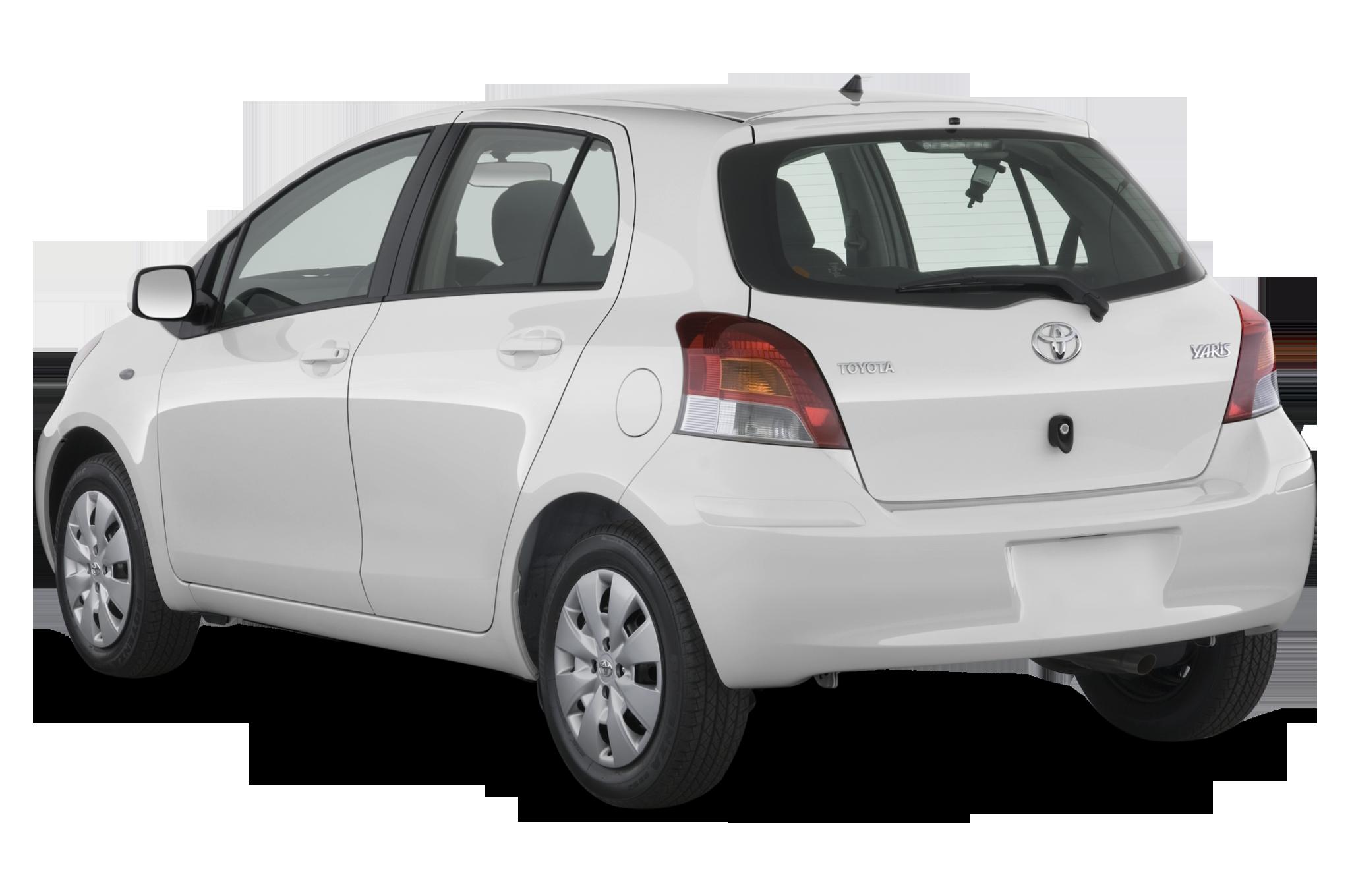 Toyota Yaris II 2005 - 2009 Sedan #1