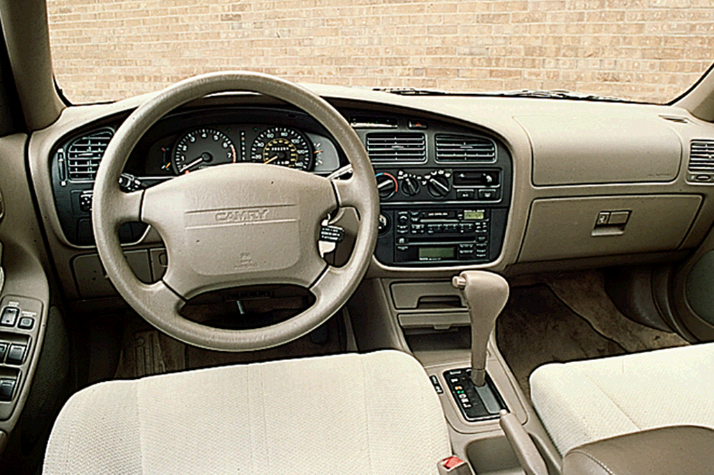 Toyota Scepter 1992 - 1996 Sedan #5