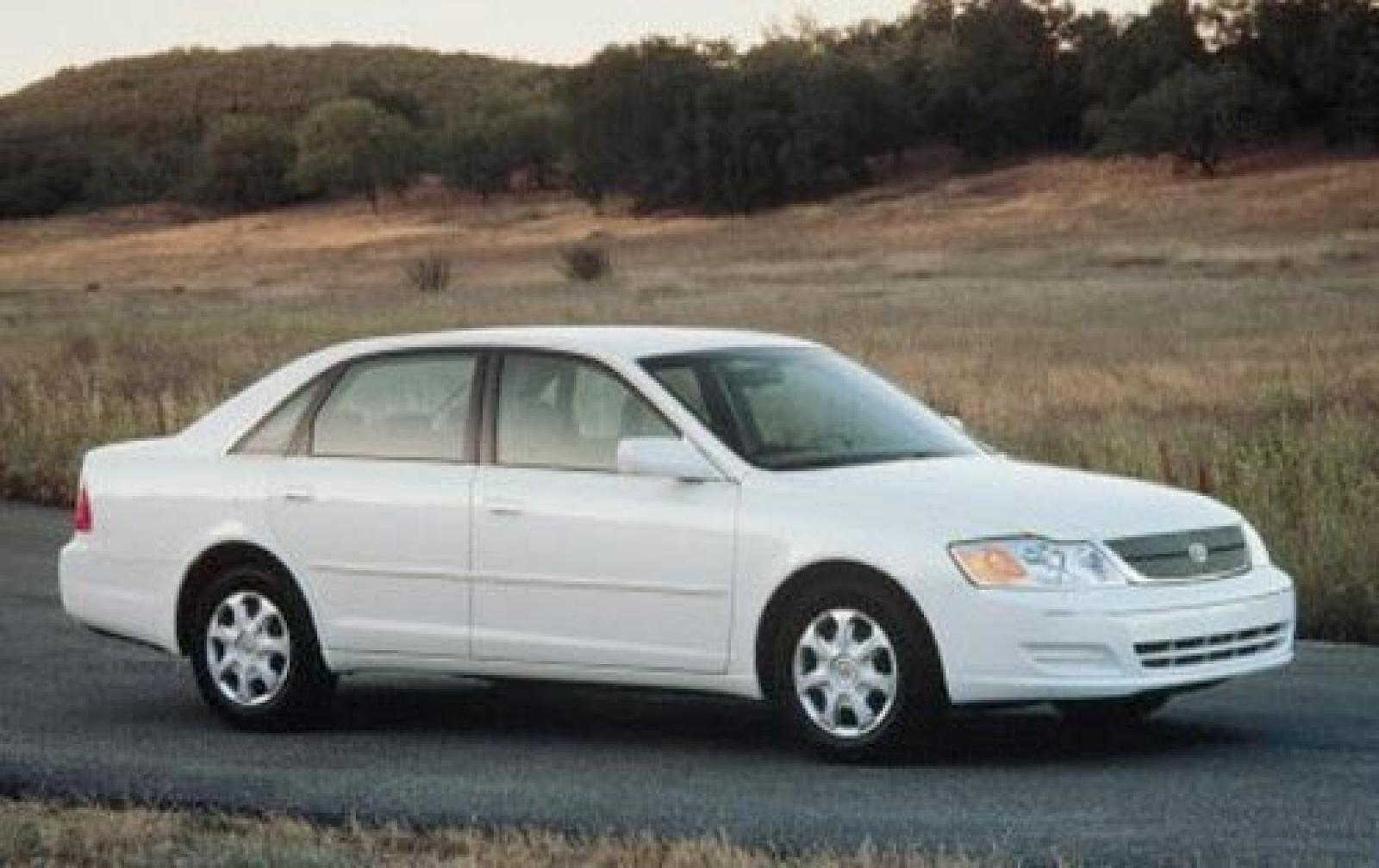 Toyota Origin 1999 - 2001 Sedan #1
