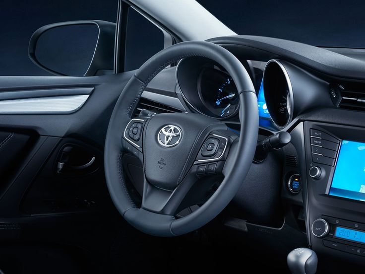 Toyota Avensis III Restyling 2 2015 - now Sedan #7