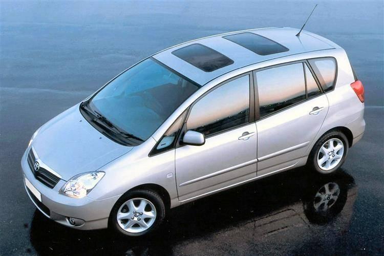 Toyota Avensis Verso I 2001 - 2003 Compact MPV #3