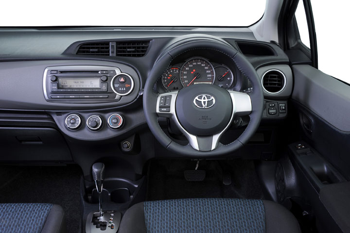 Toyota Yaris II Restyling 2009 - 2011 Hatchback 3 door #1