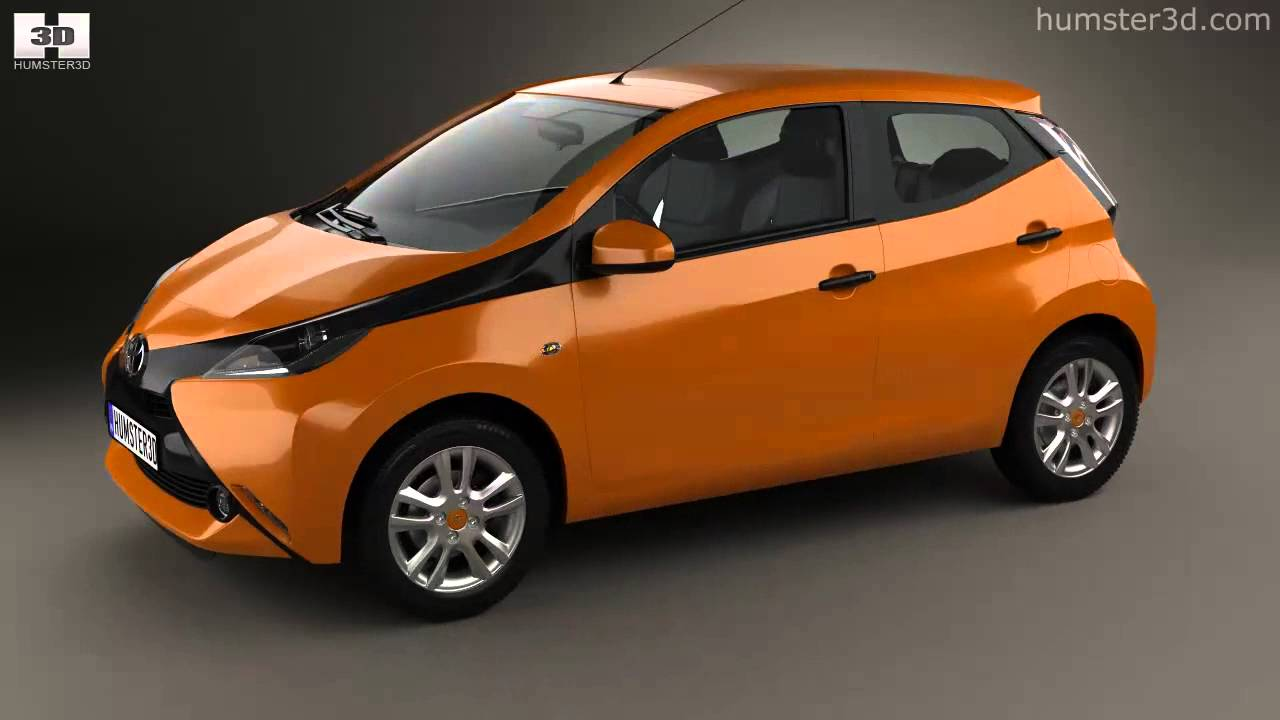 Toyota Aygo II 2014 - now Hatchback 5 door #8