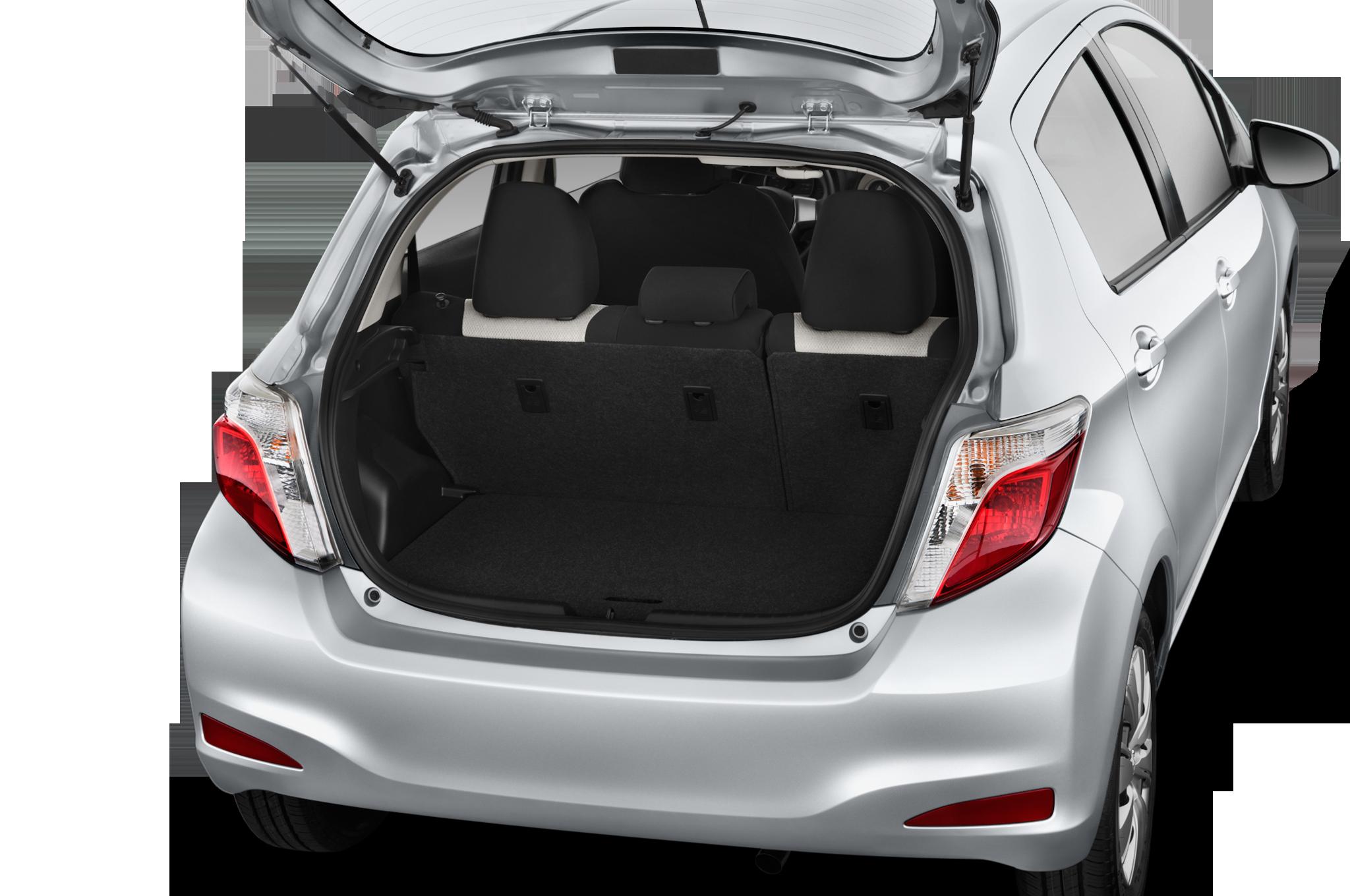 Toyota Yaris III Restyling 2014 - now Hatchback 5 door #4