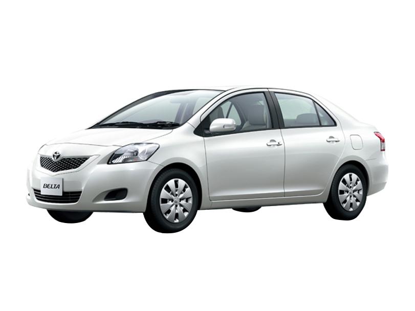 Toyota Belta 2005 - 2012 Sedan #3