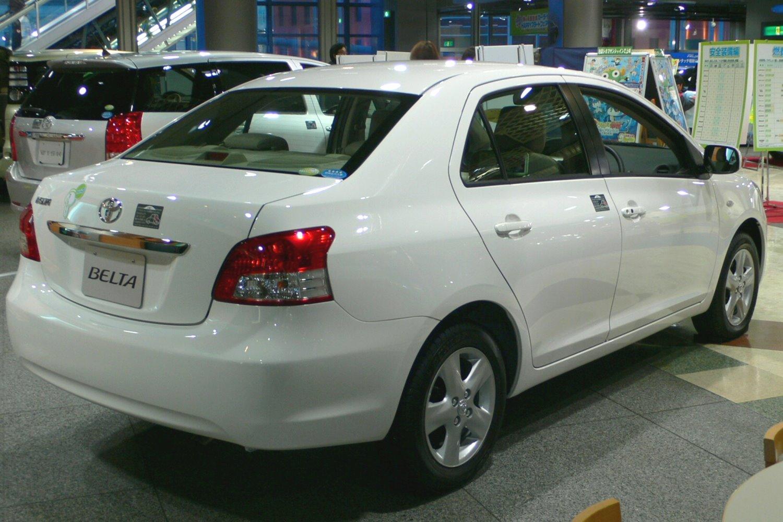 Toyota Belta 2005 - 2012 Sedan #5