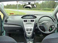 Toyota Belta 2005 - 2012 Sedan #8