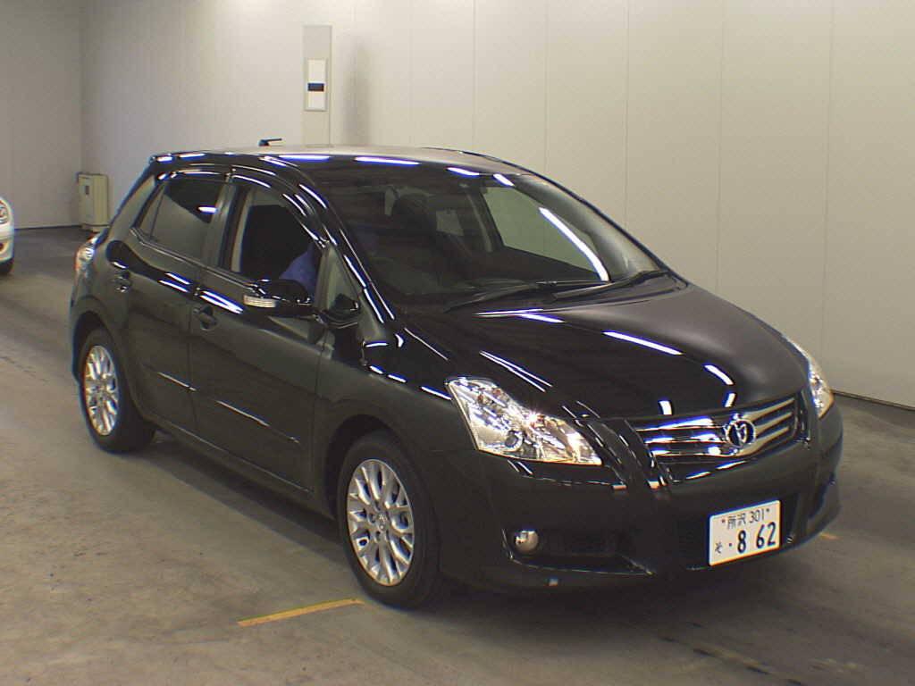 Toyota Blade 2006 - 2009 Hatchback 5 door #5