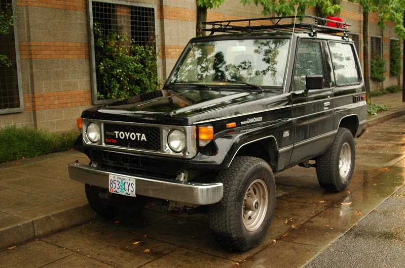 Toyota Blizzard 1984 - 1994 SUV :: OUTSTANDING CARS