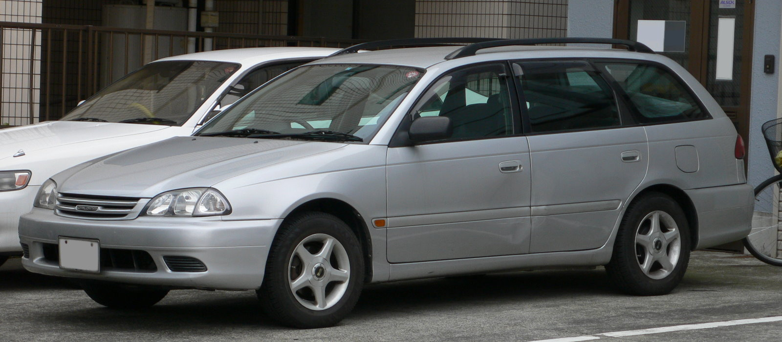 Toyota Caldina I 1992 - 1995 Station wagon 5 door #3