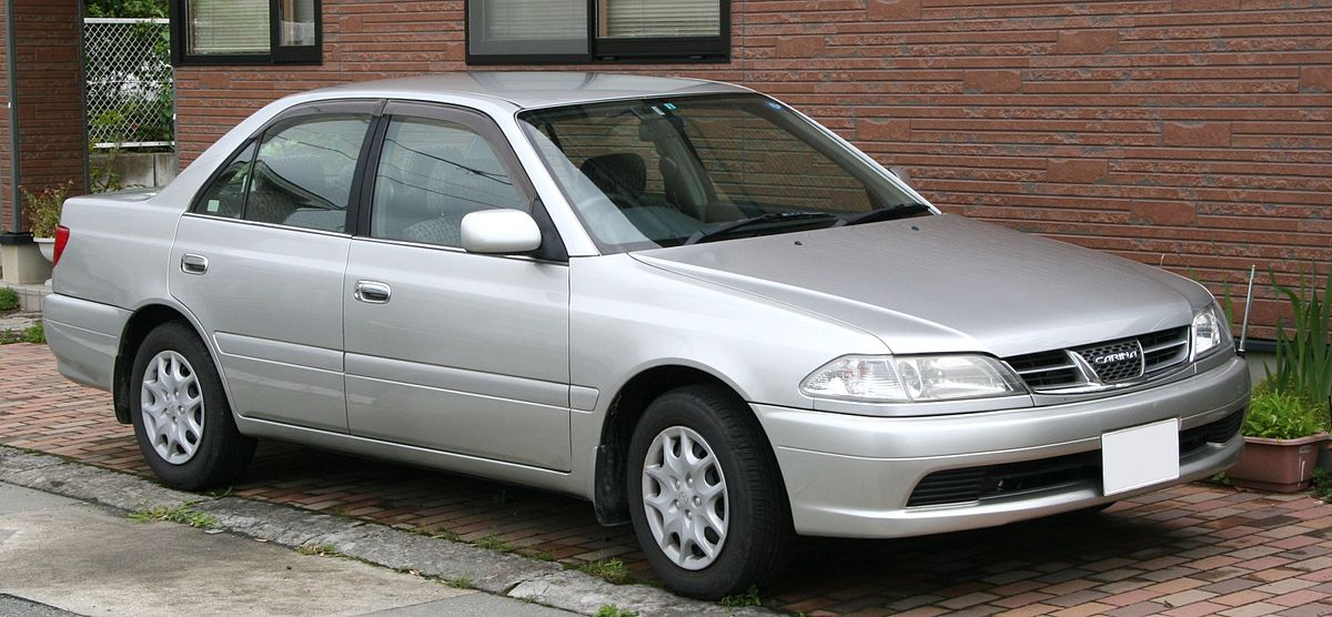 Toyota Caldina I 1992 - 1995 Station wagon 5 door #6