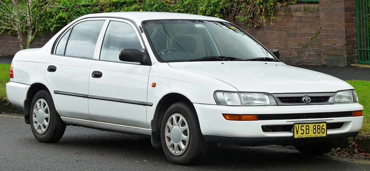 Toyota Caldina I 1992 - 1995 Station wagon 5 door #5