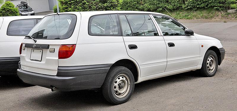 Toyota Caldina II 1997 - 2000 Station wagon 5 door #1