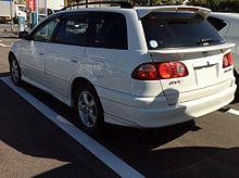 Toyota Caldina II 1997 - 2000 Station wagon 5 door #2