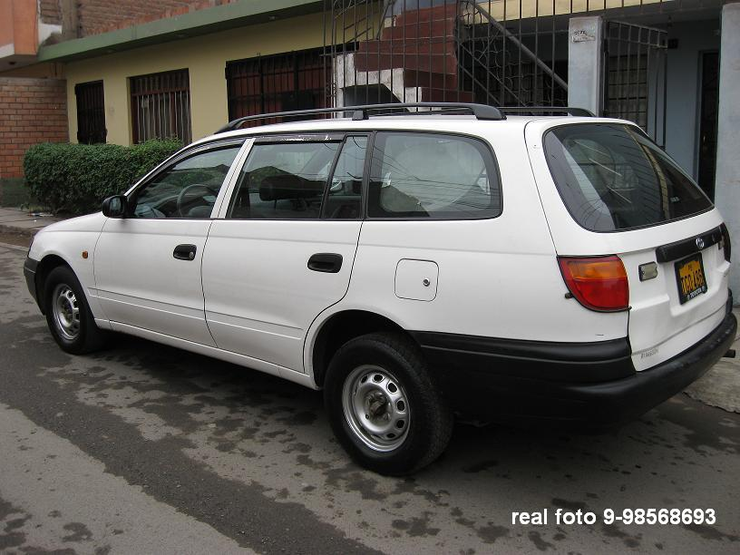Toyota Caldina II Restyling 2000 - 2002 Station wagon 5 door #5