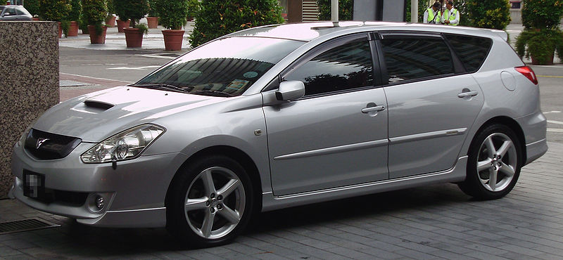 Toyota Caldina III Restyling 2005 - 2007 Station wagon 5 door #7