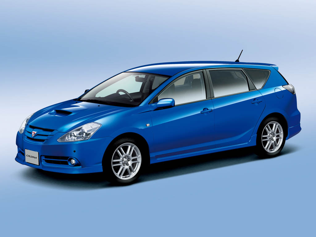 Toyota Caldina III Restyling 2005 - 2007 Station wagon 5 door #4