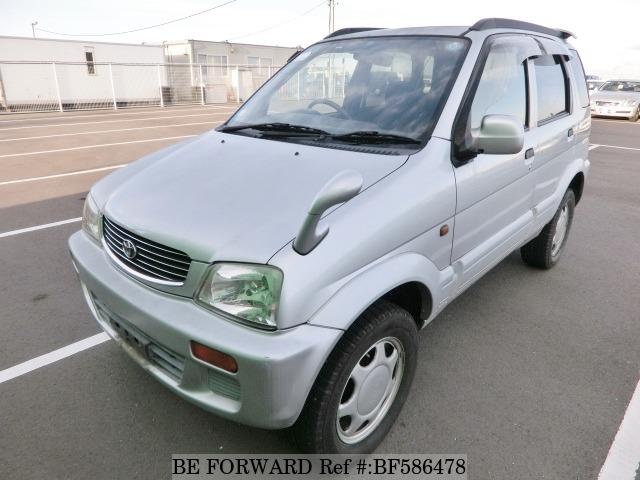 Toyota Cami 1999 - 2006 SUV 5 door #3
