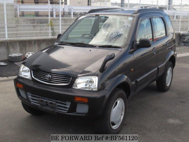 Toyota Cami 1999 - 2006 SUV 5 door #2
