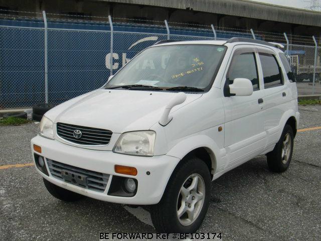 Toyota Cami 1999 - 2006 SUV 5 door #4