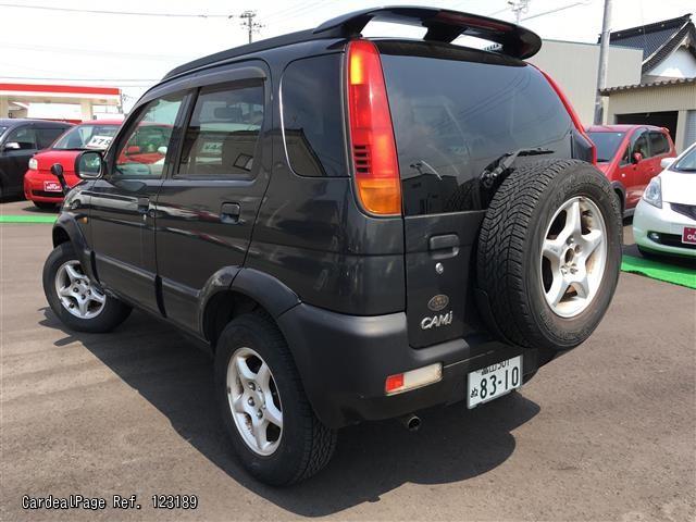 Toyota Cami 1999 - 2006 SUV 5 door #6