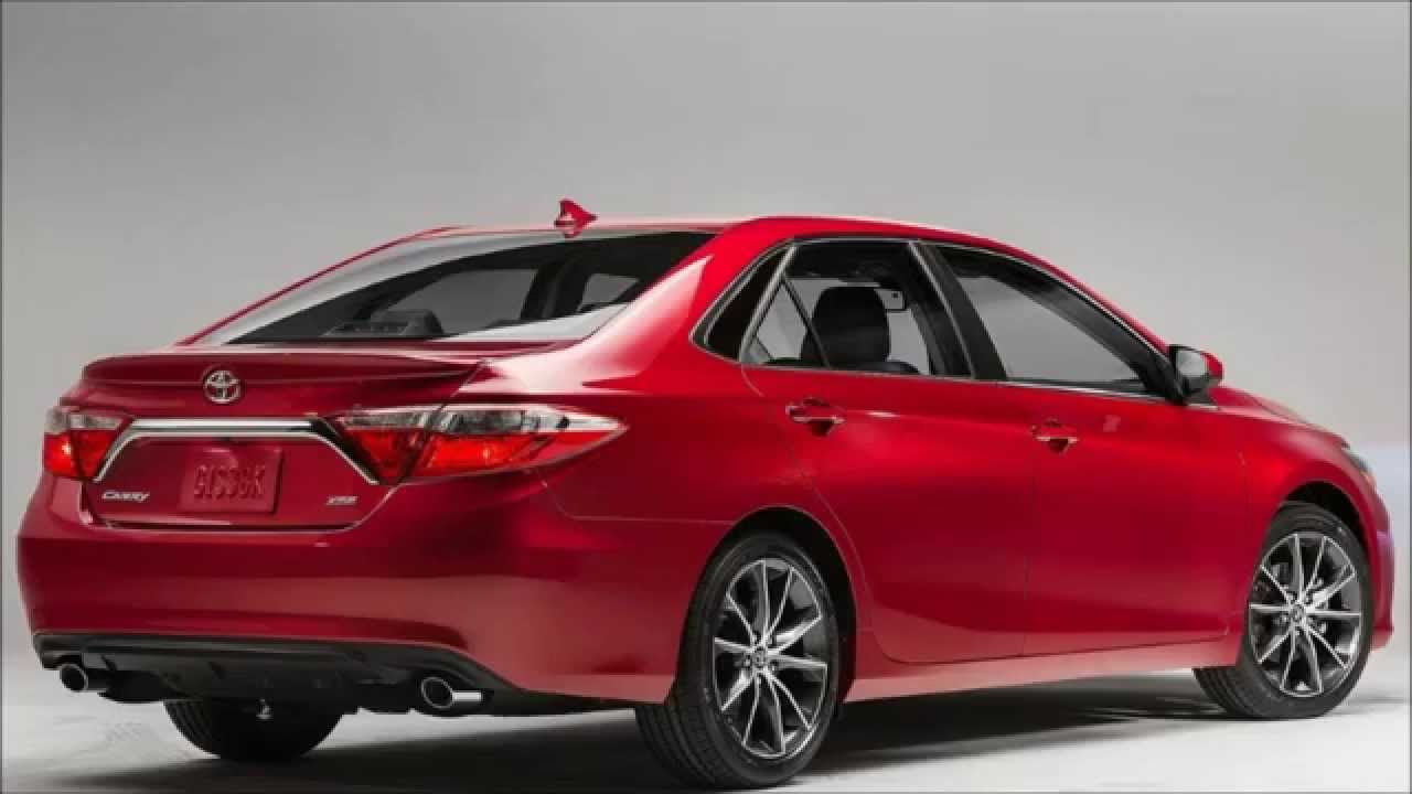 Toyota Camry VII (XV50) Restyling 2014 - now Sedan #3