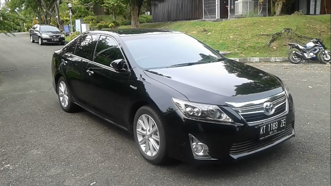 Toyota Camry VII (XV50) Restyling 2014 - now Sedan #6