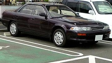 Toyota Corona VIII (T170) 1987 - 1992 Station wagon 5 door #6