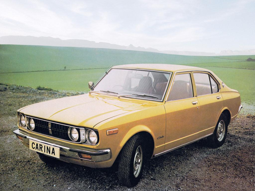 Toyota Carina I (A10) 1970 - 1977 Coupe #3