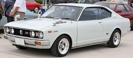 Toyota Carina I (A10) 1970 - 1977 Sedan #6