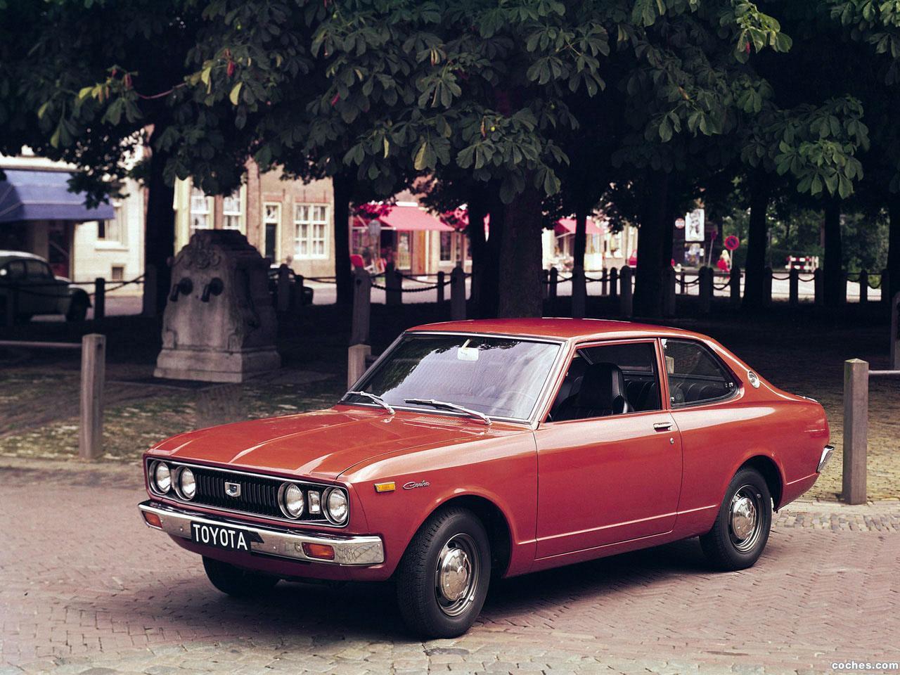 Toyota Carina I (A10) 1970 - 1977 Sedan #7