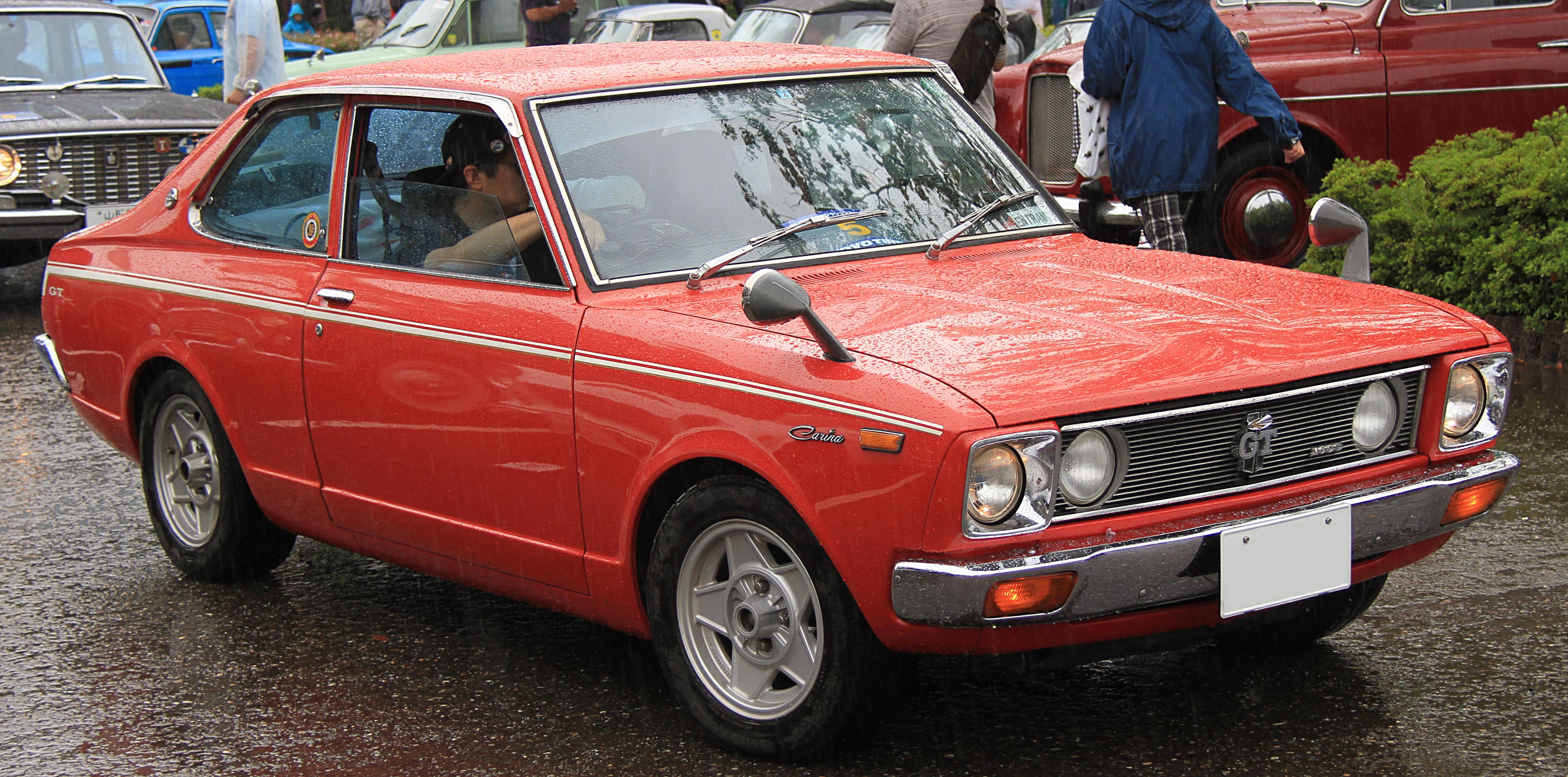 Toyota Carina I (A10) 1970 - 1977 Sedan #3