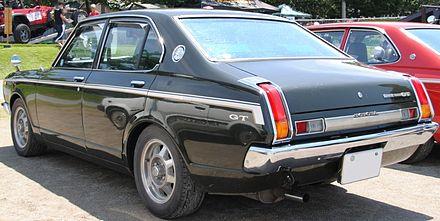 Toyota Carina I (A10) 1970 - 1977 Sedan #5
