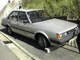 Toyota Carina III (A60) 1981 - 1988 Sedan #1