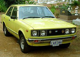 Toyota Carina II (A40, A50) 1977 - 1981 Sedan #8