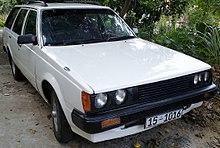 Toyota Carina III (A60) 1981 - 1988 Station wagon 5 door #4