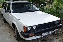 Toyota Carina III (A60) 1981 - 1988 Sedan #2