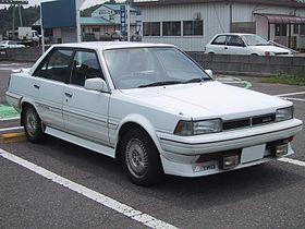 Toyota Carina III (A60) 1981 - 1988 Sedan #5