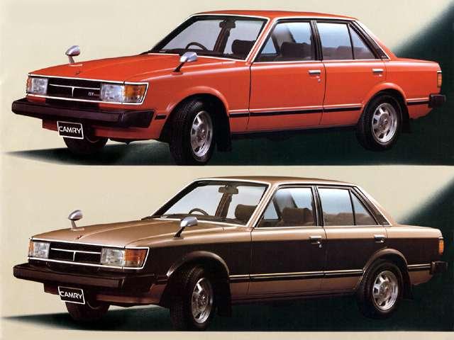 Toyota Carina III (A60) 1981 - 1988 Sedan #8