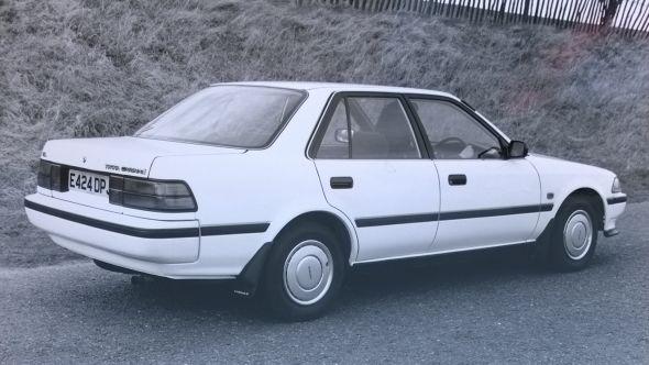 Toyota Carina III (A60) 1981 - 1988 Station wagon 5 door #8