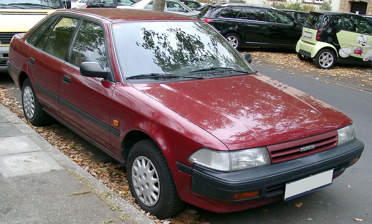 Toyota Carina IV (T150) 1983 - 1988 Hatchback 5 door #6